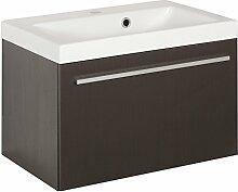 Waschbeckenunterschrank ATHENA inkl. Waschbecken