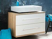 Waschbeckenunterschrank Badschrank Unterschrank Hängeschrank Badmöbel Arta I