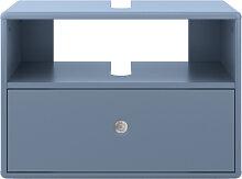 Waschbeckenunterschrank - Tom Tailor - Blau
