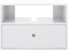 Waschbeckenunterschrank - Tom Tailor - Weiß