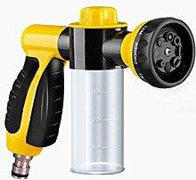 Waschen Autowaschanlage Schaum Wasser Pistole Hochdruck Auto Waschen Wasser Pistole Wasserrohr Set Auto Multifunktions-Reinigungs-Kit Auto waschen Auto Spray Gun ( Farbe : A )