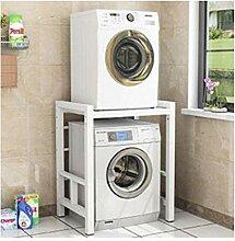 Waschmaschinenregal Doppelboden Wäschetrockner
