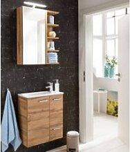 Waschplatz-Set Badezimmermöbel Set in