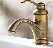 Waschraumarmaturen Messing Badezimmer Waschbecken