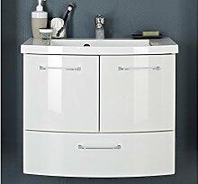 Waschtisch Handwaschplatz Badmöbel Waschbecken