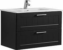 Waschtisch Handwaschplatz Badschrank Waschbecken