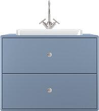 Waschtisch mit Waschbecken - Tom Tailor 4962 - Blau
