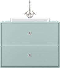 Waschtisch mit Waschbecken - Tom Tailor 4962 - Mint