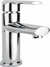 Waschtischarmatur-Badarmatur-Badmischer-Hochdruckarmatur-Einhebelmischer-Chromausführung-poliert-Torino-BRT2