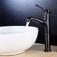 Waschtischarmatur Becken Wasserhahn Massivem