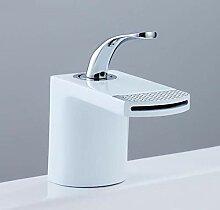 Waschtischarmatur Wasserfall Wasserhahn Bad Bad