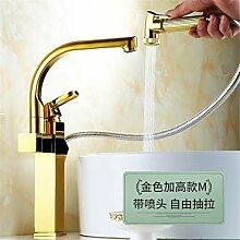 Waschtischarmatur Wasserhahn Spülbrause