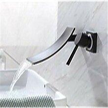 Waschtischarmaturen Badezimmer Wasserfall