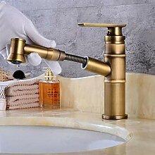 Waschtischarmaturen Becken Wasserhahn Herausziehen