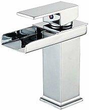 Waschtischarmaturenkupfer Becken Wasserhahn Sifang