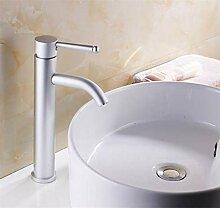 Waschtischarmaturenwasserhahn Raum Aluminium