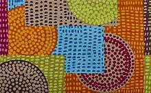 wash+dry Fußmatte Ethno Pop 70x120 cm