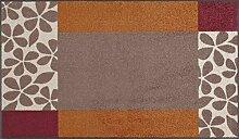 Wash&Dry Fußmatte Florita 75x120 cm
