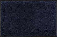 Wash&Dry Fußmatte Marineblau 120x180 cm