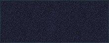 wash+dry Fußmatte Marineblau 75x190 cm