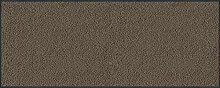 wash+dry Fußmatte Taupe 75x190 cm