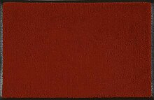 wash+dry Fußmatte Terracotta 120x180 cm