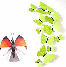 wassaw Schmetterlings-Wand-Aufkleber