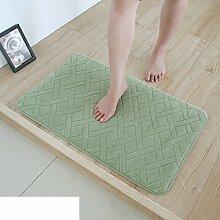 Wasser-badematte/badezimmer toilette matte/wasserdichte pad-J 40x60cm(16x24inch)