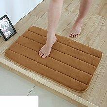 Wasser-badematte/badezimmer toilette matte/wasserdichte pad-S 40x120cm(16x47inch)