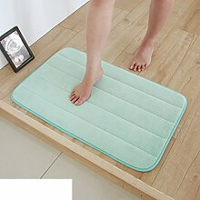 Wasser-badematte/badezimmer toilette matte/wasserdichte pad-O 40x60cm(16x24inch)