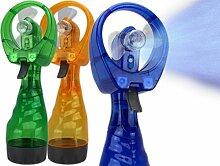 Wasser Eiswürfel Cool Power Ventilator - kühlender Ventilator GYD Tisch/Hand Ventilator
