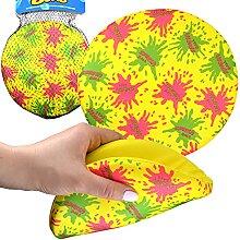 Wasser Frisbee Wurfscheibe Soft Bunt Kinder Flying