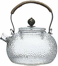 Wasser Kocher Tee Kanne 700Ml Teekanne