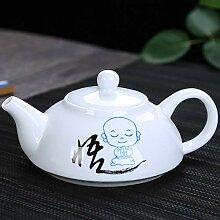 Wasser Kocher Tee Kanne Exquisite Blaue Und Weiße