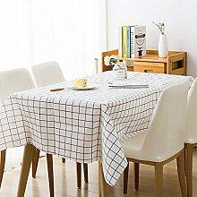 Wasserabweisend Tischdecke Tischdecke Mit