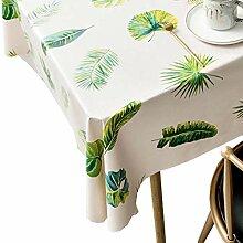 Wasserabweisende Tischdecke Draußen,
