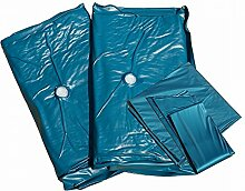Wasserbettmatratze Dual, 200x200x20cm, Mittel beruhig