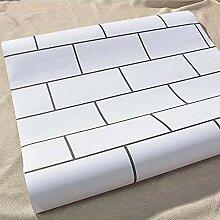 Wasserdicht DIY PVC-Selbstklebende Tapete for