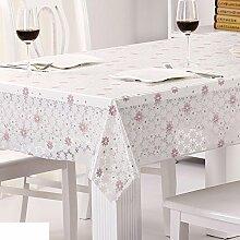 Wasserdicht,spitzen tischdecke/Öl-beweis,einweg-tischdecken/tee tischdecke/kunststoff,stoffe,pvc tischdecke/weichglas matte für tabelle-E 132x100cm(52x39inch)
