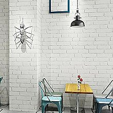 Wasserdicht Wallpaper_White Brick Brick Pattern