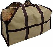 Wasserdichte dauerhafte Brennholz-Tasche, hohe