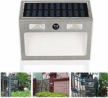 wasserdichte Digitale Solarhausleuchte