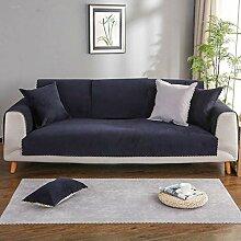 Wasserdichte einfarbige Schonbezug Sofa für