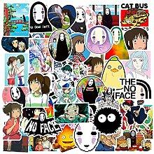 Wasserdichte PVC Anime Spirited Away Girl