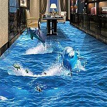 Wasserdichte Tapete Benutzerdefinierte 3D-Tapete