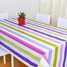 wasserdichte Tapete/PVCTischdecken/ Einweg-Mat/ Tischtuch/Tischsets/Garten-Tischdecke/Bildende Kunst-W 137x200cm(54x79inch)