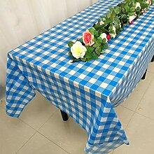 Wasserdichte Tischdecke, Einweg verdickte