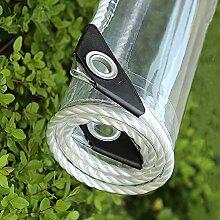 wasserdichte Transparente PVC Plane Mit