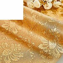 Wasserdichte und staubdicht tischtuch/pvc-tv-schrank tischtuch/kontinentaler tisch/bett tisch tuch/garten tischdecke-B 50x260cm(20x102inch)