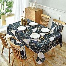 Wasserdichte Wandfliese Nordic Tischdecke/home